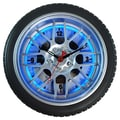 Maples Clock 18'' Tire Wall Clock