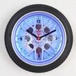 Maples Clock 14'' Tire Wall Clock