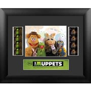 Trend Setters Muppets 2011 Double FilmCell Presentation Framed Memorabilia