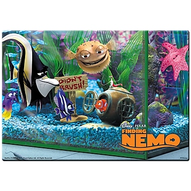 Trend Setters Finding Nemo (The Tank) Vintage Advertisement Plaque