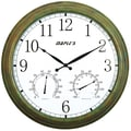 Maples Clock 23'' Wall Clock