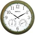 Maples Clock 23'' Wall Clock
