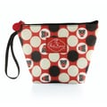 2 Red Hens Make-Up Bag; Owl DotsOwl Dots