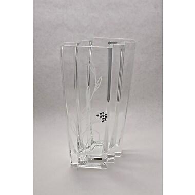 Womar Glass Precious Stone Oxide Series Vase