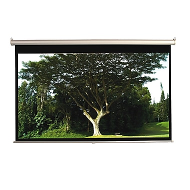 Mustang Matte White 92'' Manual Projection Screen
