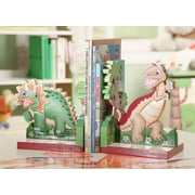 Fantasy Fields Dinosaur Kingdom Book Ends (Set of 2)
