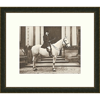 Melissa Van Hise Equestrian I Framed Photographic Print