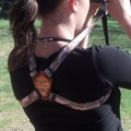 Crooked Horn Women's Binocular Harness System
