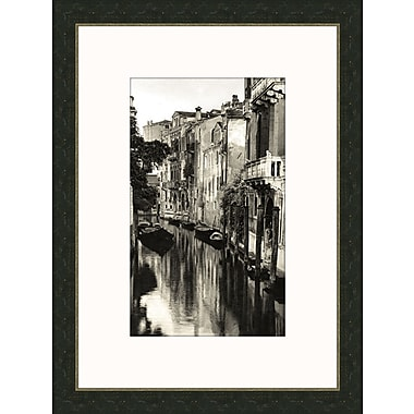 Melissa Van Hise Scenic Europe IV Framed Photographic Print