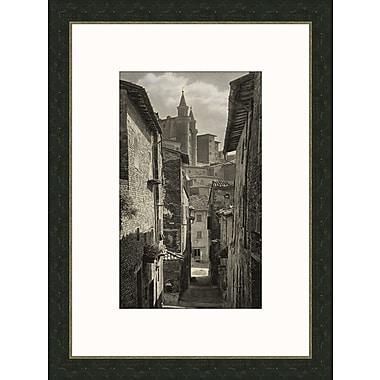 Melissa Van Hise Scenic Europe II Framed Photographic Print