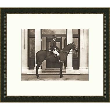 Melissa Van Hise Equestrian lV Framed Photographic Print