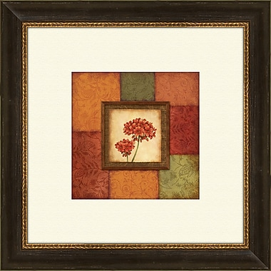 PTM Images Serenity B Framed Graphic Art
