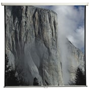 Mustang Matte White 84'' Manual Projection Screen