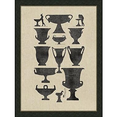 Melissa Van Hise Vases I Framed Graphic Art