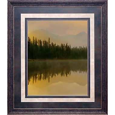 North American Art 'Twilight Reflection I' by Danita Delimont Framed Painting Print