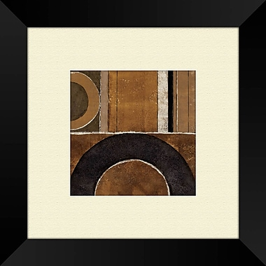 PTM Images Loop to Loop A Framed Painting Print