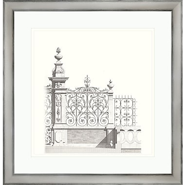 Melissa Van Hise Gates III Framed Graphic Art