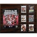 C & I Collectibles NFL All-Time Great Framed Memorabilia Plaque; San Francisco 49ers