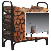 Panacea Deluxe Log Rack with Cover; 8'