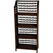 Oriental Furniture 43.5'' Standard Bookcase