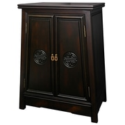 Oriental Furniture Long Life Cabinet