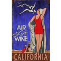 Vintage Signs Air Like Wine Vintage Advertisement Plaque