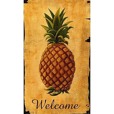 Vintage Signs Pineapple Vintage Advertisement Plaque