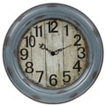 Privilege Oversized 31'' Vintage Wall Clock