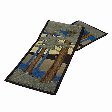 Rennie & Rose Design Group Motawi Landscape Table Runner