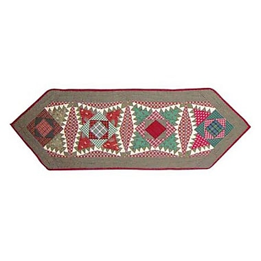 Patch Magic Yuletide Stars Table Runner