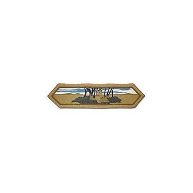 Patch Magic Safari Table Runner; 72'' W x 16'' L