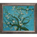Tori Home Branches of an Almond Tree in Blossom by Van Gogh Framed Original Painting