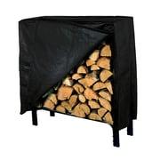 Shelter Shelter Log Rack Cover; Medium
