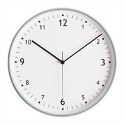 Peter Pepper 11.75'' Wall Clock with Finish Bezel