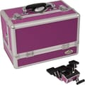 Sunrise Cases Makeup Case; Purple
