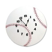 Trend Lab Little MVP Baseball 12'' Wall Clock