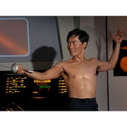 Oriental Furniture Star Trek The Naked Time Photographic Print on Canvas