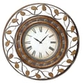 UMA Enterprises Toscana Oversized 37.8'' Wall Clock