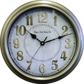 Ashton Sutton Elgin Classic 14'' Wall Clock