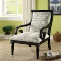 Hokku Designs Fabric Arm Chair