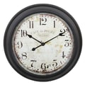 Privilege Oversized 25.5'' Phare Wall Clock