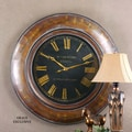 Uttermost Oversized 47'' Tyrell Wall Clock
