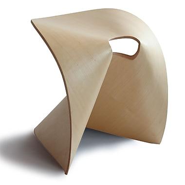 OSIDEA USA Fortune Cookie Stool; Maple