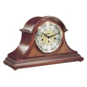 Hermle Clocks Tambour Clock in Cherry