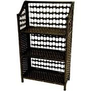 Oriental Furniture 33.5'' Standard Bookcase