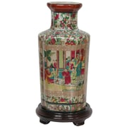 Oriental Furniture Porcelain Vase
