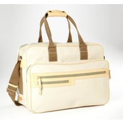 Clava Leather Carina Weekender Boarding Tote; Stone