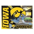 Holland Bar Stool NCAA Printed Canvas; Iowa