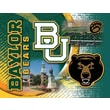 Holland Bar Stool NCAA Printed Canvas; Baylor