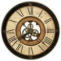 Howard Miller Works Oversized 32'' Wall Clock